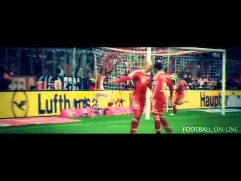 HD bayern munich vs schalke 2015   All Goals world cup 5-1