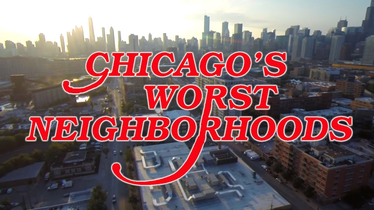 The 10 WORST NEIGHBORHOODS in CHICAGO - YouTube Areas Of Chicago To Avoid Map on map of chicago bad neighborhoods, map of chicago red light districts, map of chicago traffic,