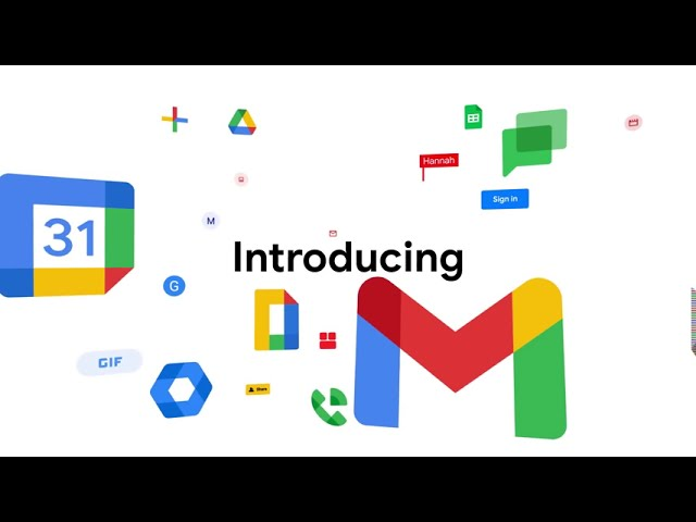 Introducing Google Workspace.