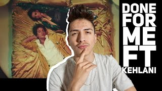 Download Lagu Charlie Puth - Done For Me ft Kehlani (Music Video) Reaction | E2 Reacts Mp3