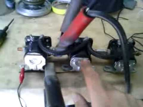 how to bench test hydraulic solenoids youtube rh youtube com  hydraulic solenoid valve wiring diagram