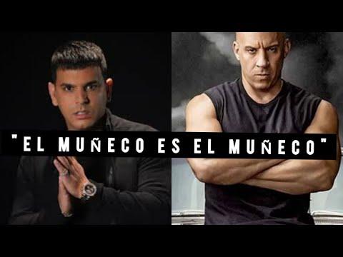 """Tito el Bambino Junto a Vin Diesel """"El muñeco es el muñeco"""" - YouTube"""