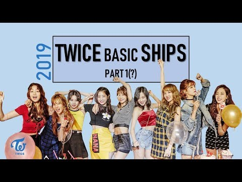 (un)helpful Guide To TWICE Basic SHIPS