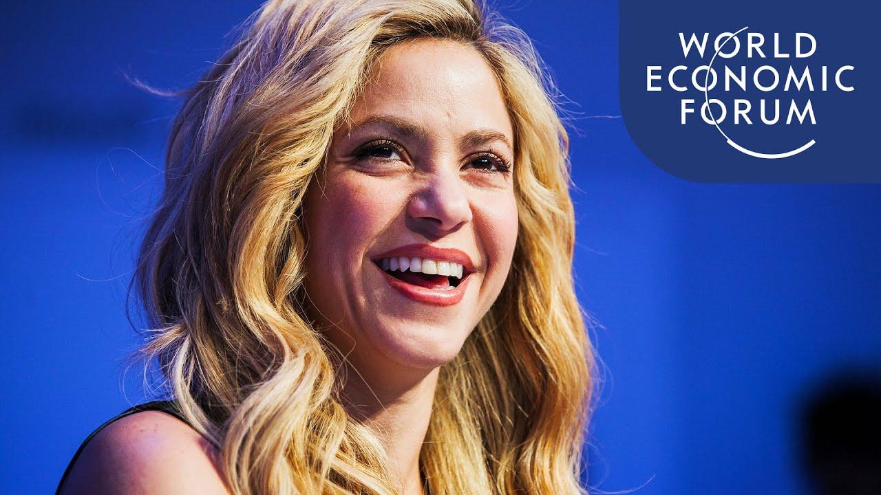 Shakira: They Said I Sang Like a Goat