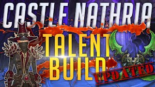 HAVOC DH  RAID TALENTS UPDATED  Demon Hunter Guide 9.0 Castle Nathria