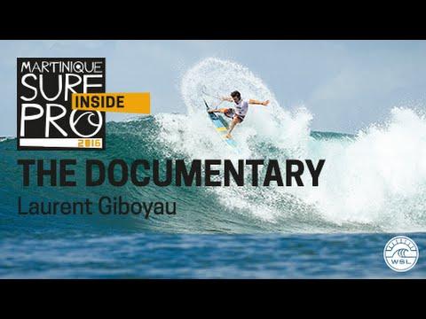 Inside Martinique Surf Pro 2015 - Reportage