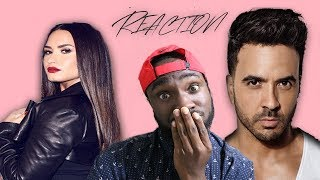 Video Luis Fonsi, Demi Lovato - Échame La Culpa| Reaction Video download MP3, 3GP, MP4, WEBM, AVI, FLV Oktober 2018