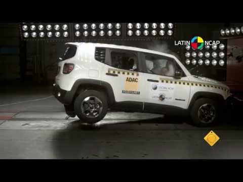 Jeep Renegade + 2 Airbags
