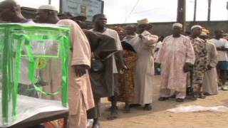 Elections could raise Nigeria