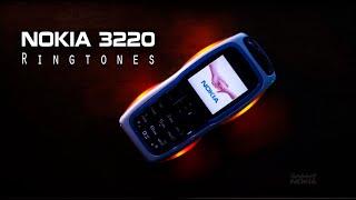 Nokia 3220 ringtones (White) /4K