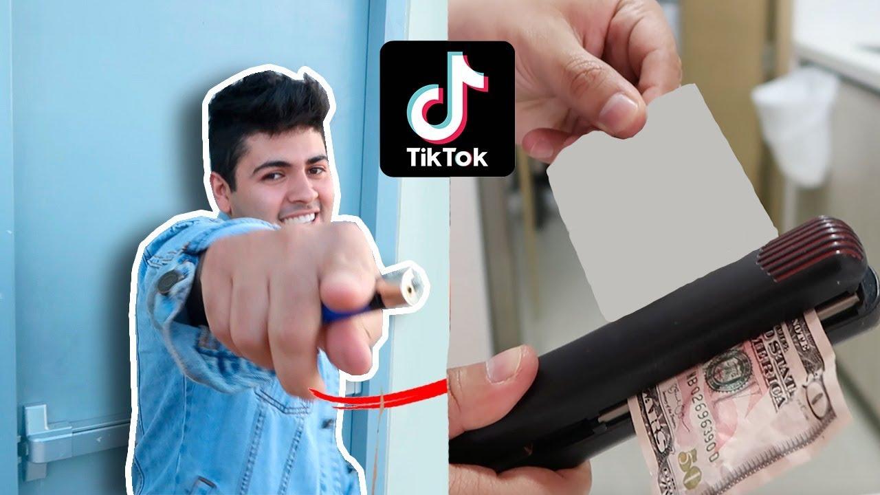 Probando LIFE HACKS VIRALES de TIK TOK (funcionan) | Alejo Suárez