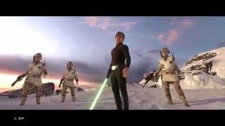 Star Wars: Battlefront - Hero Battles Mode (Offline Gameplay)