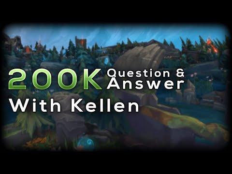 Q&A With Kellen (Exil) | 200k Subs Celebration