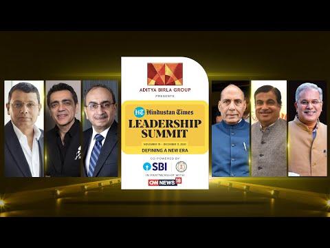 HT Leadership Summit: Sessions with Nitin Gadkari; Entertainment tycoons Ajay Bijli, Uday Shankar