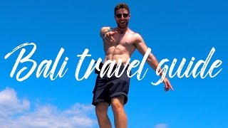HOW TO TRAVEL BALI IN A MONTH || BALI TRAVEL GUIDE