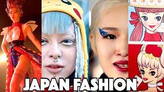 Tokyo Bunka Fashion College Festival 2015 Show Backstage Documentary