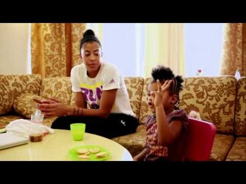 Candace Parker's Life in Russia
