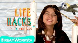 Harry Potter Hacks | LIFE HACKS FOR KIDS