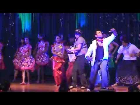 China-Tianjin Medical University-Talent Show (Swahastha 2012)