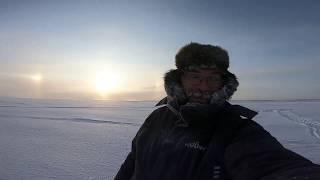 Первый мороз -30.Отчёт с рыбалки.