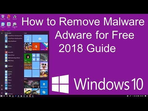 How to Remove Malware and Adware for Free 2018 Guide
