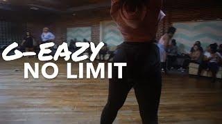 "G Eazy ft  ASAP Rocky & Cardi B ""No Limit"" Choreography by Trinica Goods"