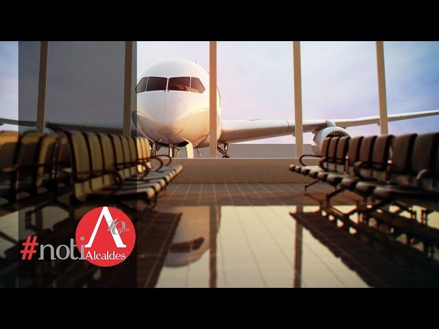 NotiAlcaldes: Iniciativa privada invertirá 24 mil mdp en aeropuertos del país
