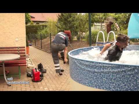 BRK Bereitschaft Maxhtte-Haidhof Cold Water Challenge