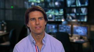 MISSION IMPOSSIBLE: GHOST PROTOCOL: Tom Cruise Interview