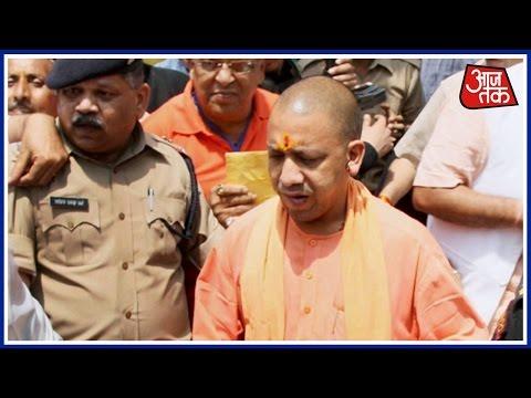 Criminals Enjoying Political Backing Won't Be Spared, Says Yogi Adityanath