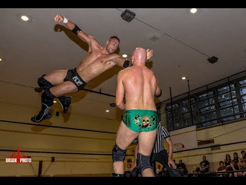 Flip Gordon v. Ken Dixon - Wrestlers' Laboratory [8|11|17]