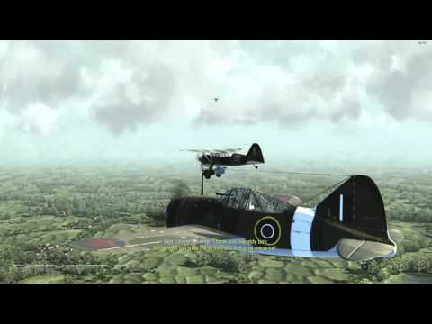 Flying Tigers Shadows Over China PC Gameplay #02 Campaign -
