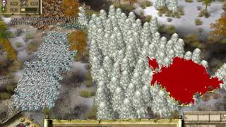 Praetorians Online - 3v4, 2100 kill
