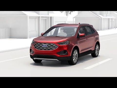 2019 Ford Edge Co-Pilot360