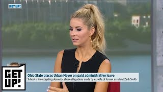Get Up reacts to Urban Meyer being placed on paid administrative leave | Get Up! | ESPN