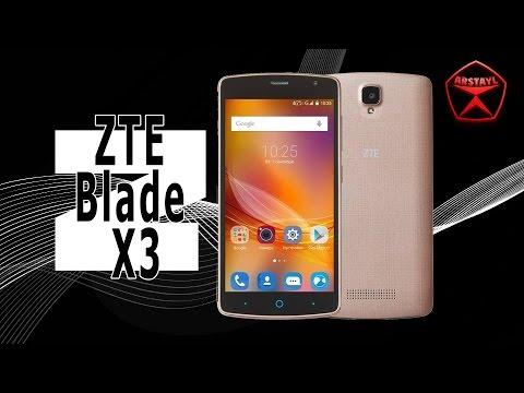 ZTE Blade X3 обзор / от Арстайл /