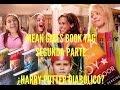 ¿HARRY POTTER DIABÓLICO?- Mean Girls Book Tag (Parte 2)