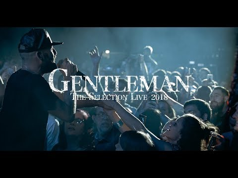 Gentleman - Tourblog - The Selection Live - 20.11.18 - Bochum