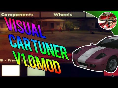 Gta San Andreas #113 | Yeni Nesil Modifiye | Visual Car Tuner | İndir |Download | Tanıtım