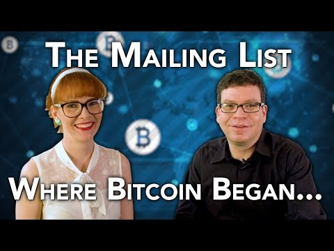 The Mailing List Where Bitcoin Began, With Perry Metzger
