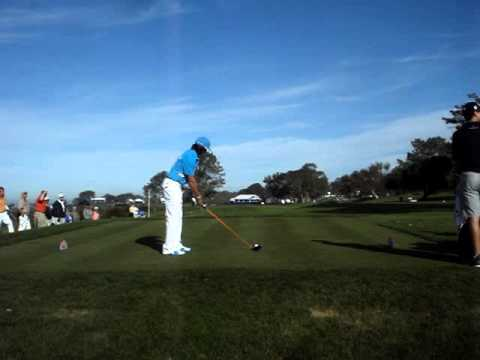 Rickie Fowler at 2011 Farmers Insurance Open