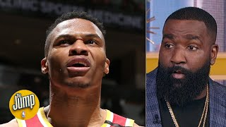 I blame Rajon Rondo for what Russell Westbrook did to the Lakers - Kendrick Perkins | The Jump