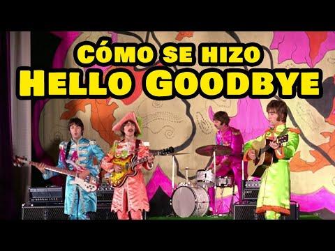 COMPOSICIÓN y significado de HELLO, GOODBYE de The Beatles | Los Grandes Misterios del Rock
