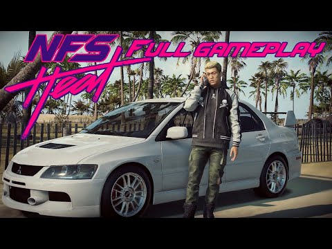 Need For Speed: Heat [FULL GAMEPLAY] By Reiji