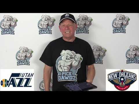 New Orleans Pelicans vs Utah Jazz 1/16/20 Free NBA Pick and Prediction NBA Betting Tips