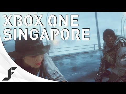 Battlefield 4 Xbox One single player - Singapore  - Part 4