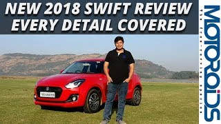 New 2018 Maruti Suzuki Swift Detailed Review India: Everything Covered #ShotOnOnePlus