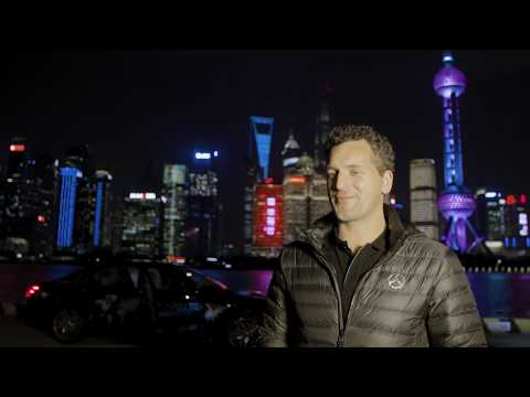 Mercedes-Benz Intelligent World Drive Shanghai - Bernhard Weidemann