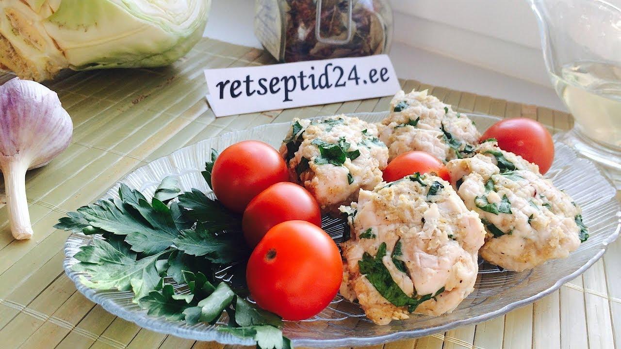 Dieettoidud tervise toetamiseks | retseptid24