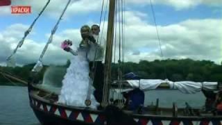 Видеосъемка свадьбы в Старом Осколе и Губкине